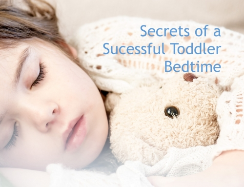 Secrets to a Successful Toddler Bedtime
