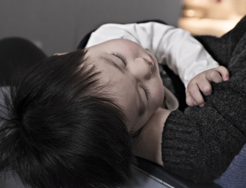 Sleep Training When Your Baby is Sick